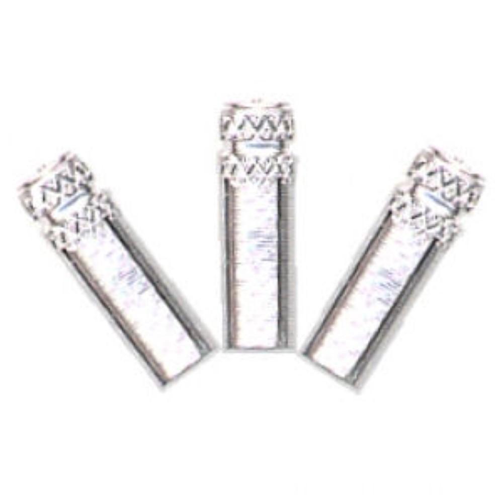 Protector Plumas Aluminio Plata